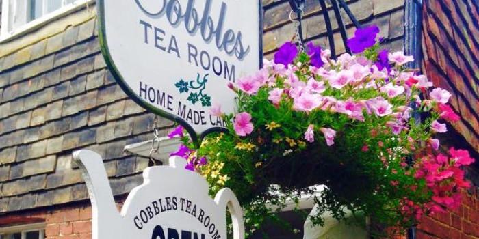 Afternoon Tea at Cobbles Tea Room 1