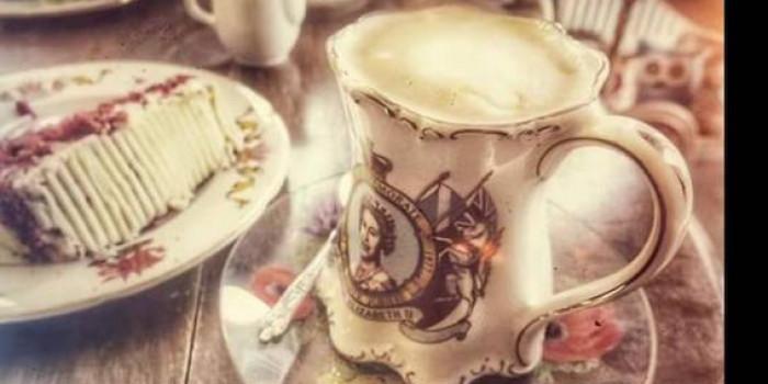Afternoon Tea at Priscilla's Tea Room 1