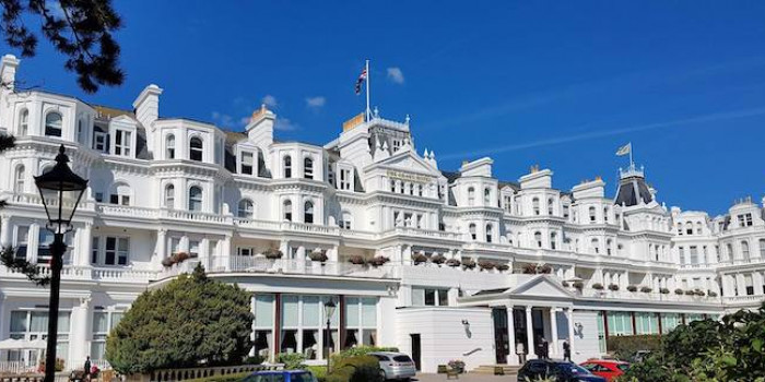 Afternoon Tea at The Grand Hotel Eastbourne 1