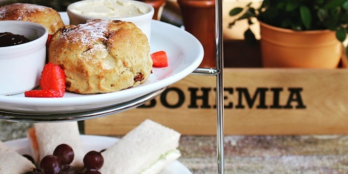 Afternoon Tea at Bohemia Grand Cafe & Late Lounge 1