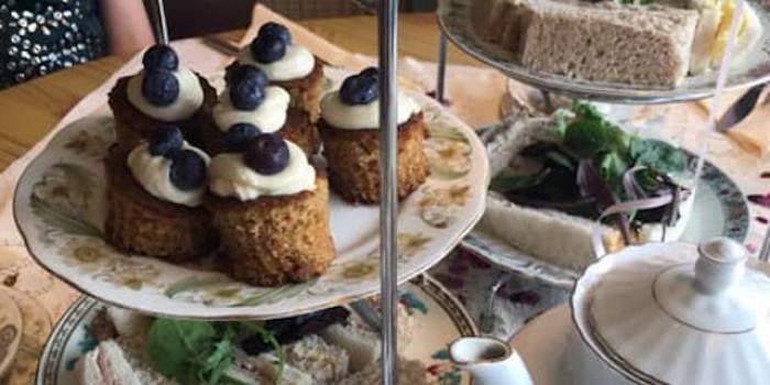 Afternoon Tea at Bay Leaves Larder 1