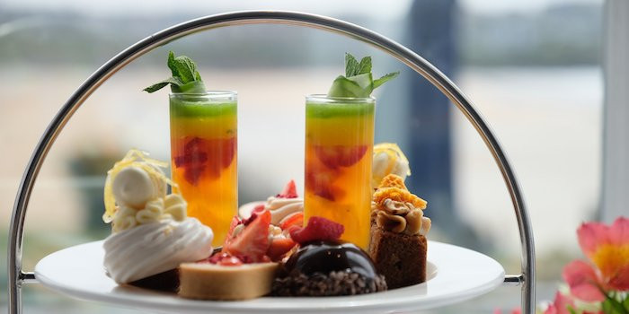 Afternoon Tea at The Headland Hotel 1