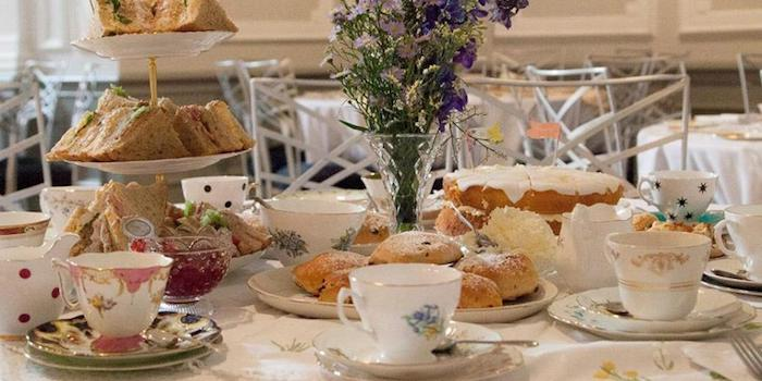 Afternoon Tea at The Old Bell Hotel 1