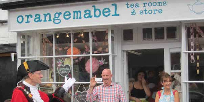 Afternoon Tea at Orangemabel Tearoom 1