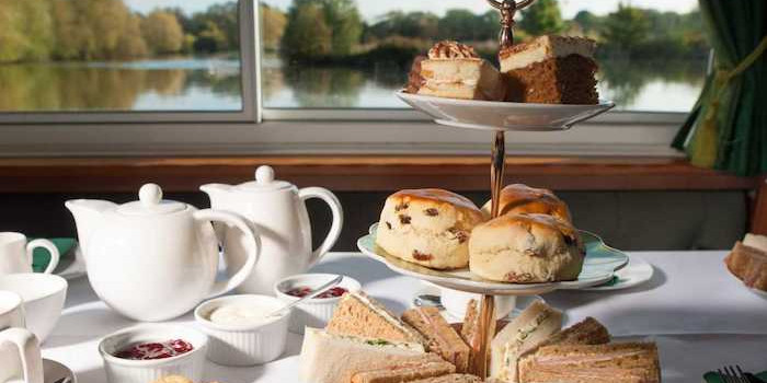 Afternoon Tea at French Brothers Riverboats on the Thames 1