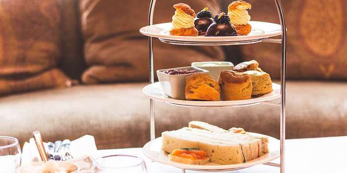 Afternoon Tea at Nutfield Priory Hotel and Spa 1