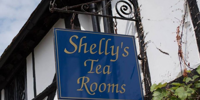 Afternoon Tea at Shellys Tea Rooms 1