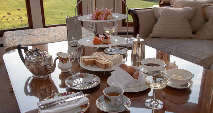 Afternoon Tea at Pale Hall Hotel 1