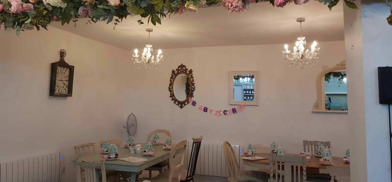 Afternoon Tea at Evelyn's Tea House 1