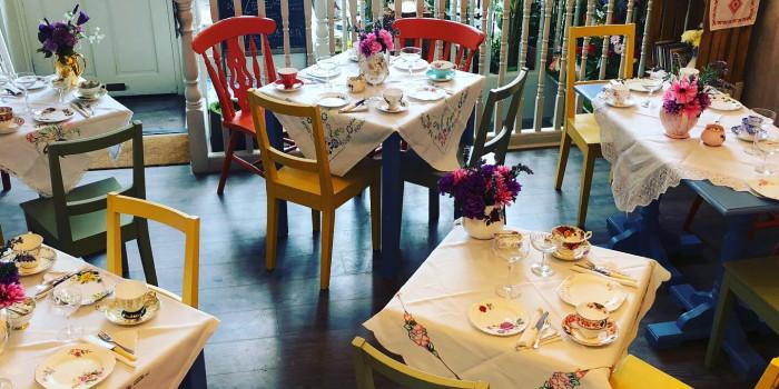 Afternoon Tea at Tea Darling Tearoom 1