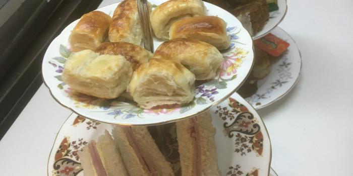 Afternoon Tea at Heskin Hall 1