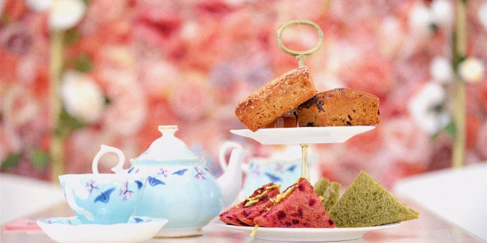 Afternoon Tea at The Tea Terrace 1