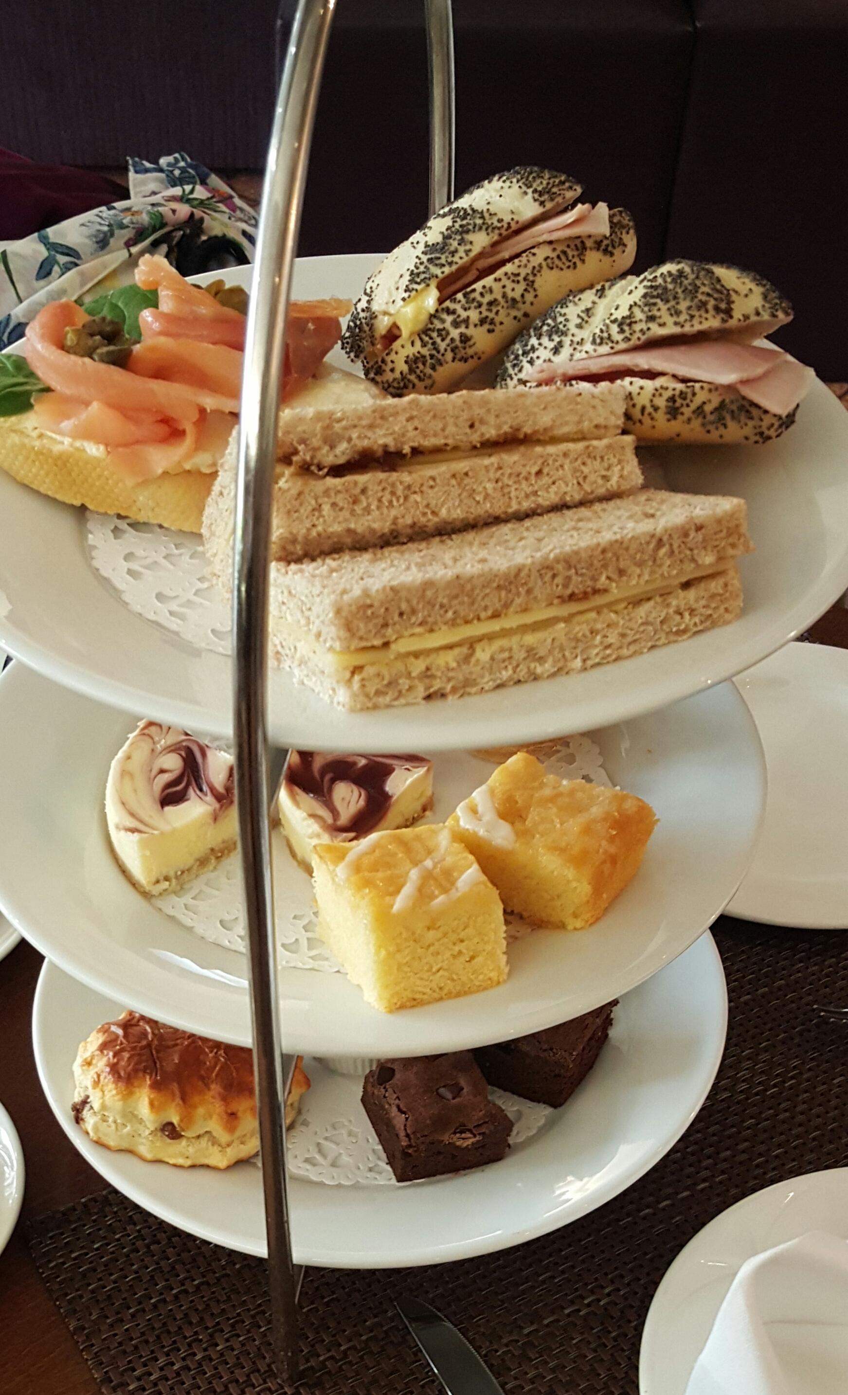 Afternoon Tea at Leaf Hotel Dover 1