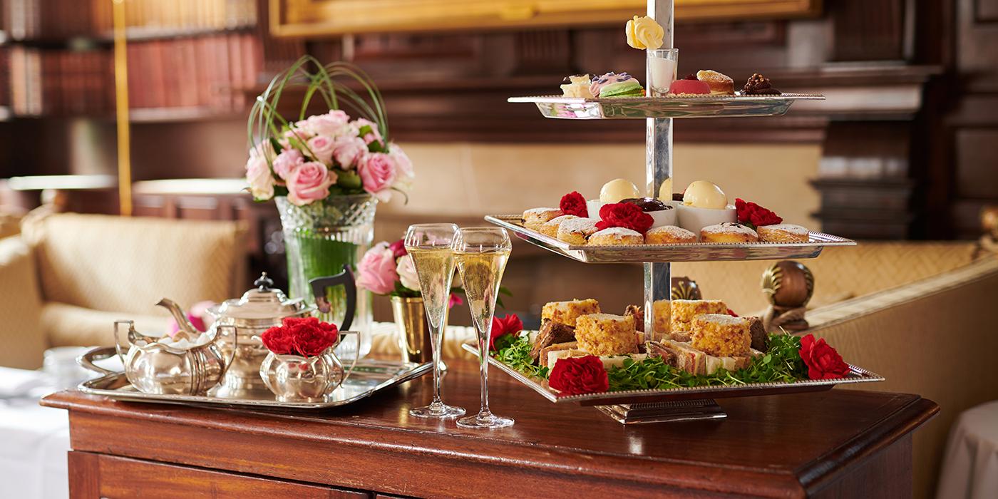 Afternoon Tea at The Milestone Hotel 1