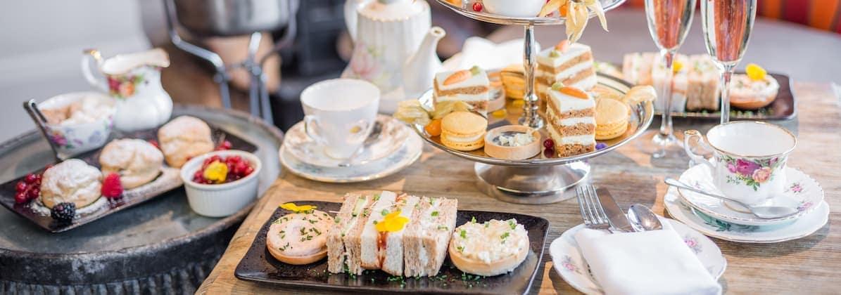 Afternoon Tea at Great John Street Hotel 1