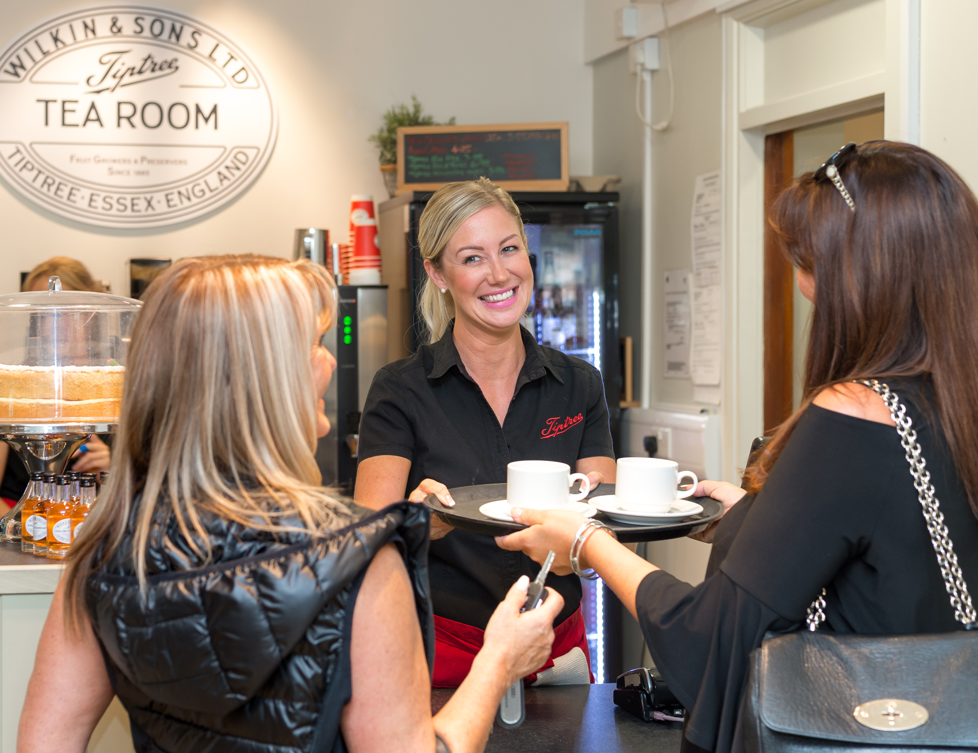 Afternoon Tea at Tiptree Tea Room and Café at Barleylands 1