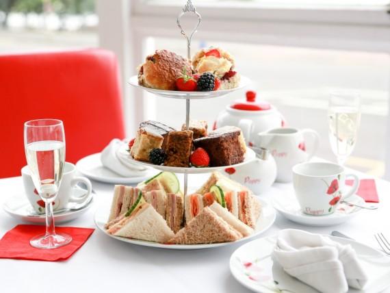 Afternoon Tea at Cumberland Hotel 1