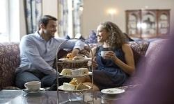 Afternoon Tea at Whittlebury Park Tearoom 1