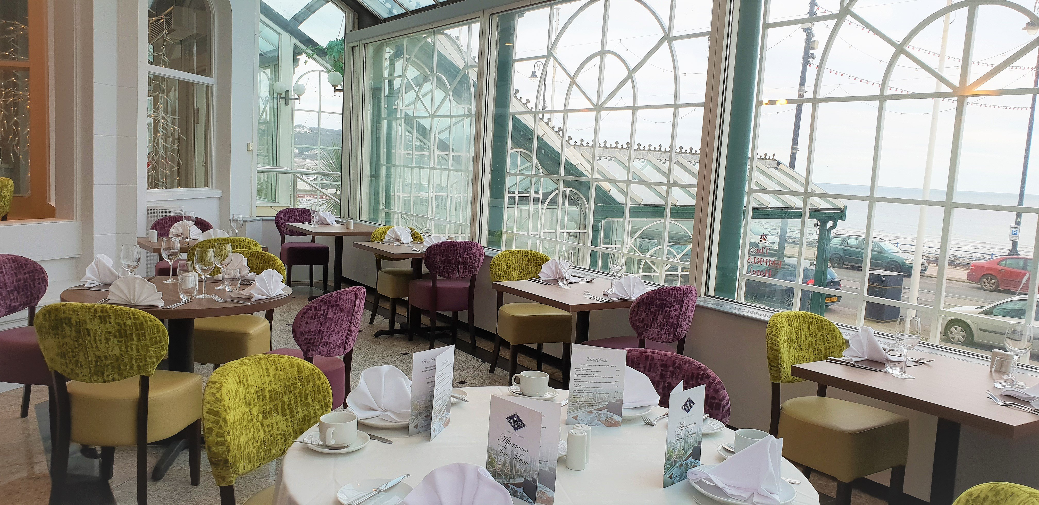 Afternoon Tea at The Empress Hotel 1