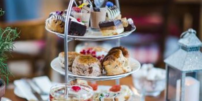 Afternoon Tea at Secret Garden in Ashford 1