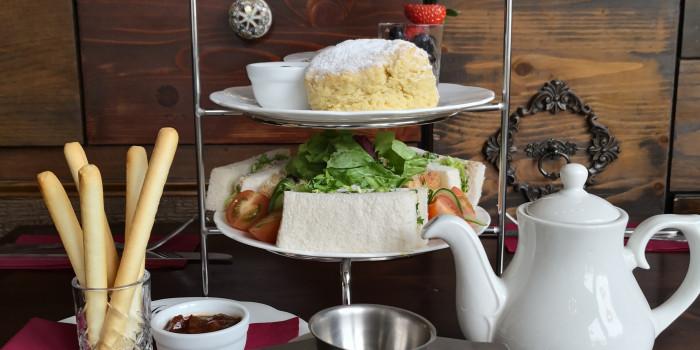 Afternoon Tea at Josephine's Tea Lounge & Bistro 1