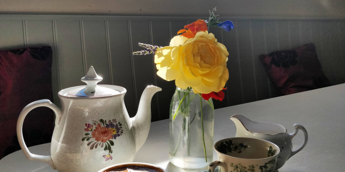 Afternoon Tea at Riverhill Himalayan Gardens 1