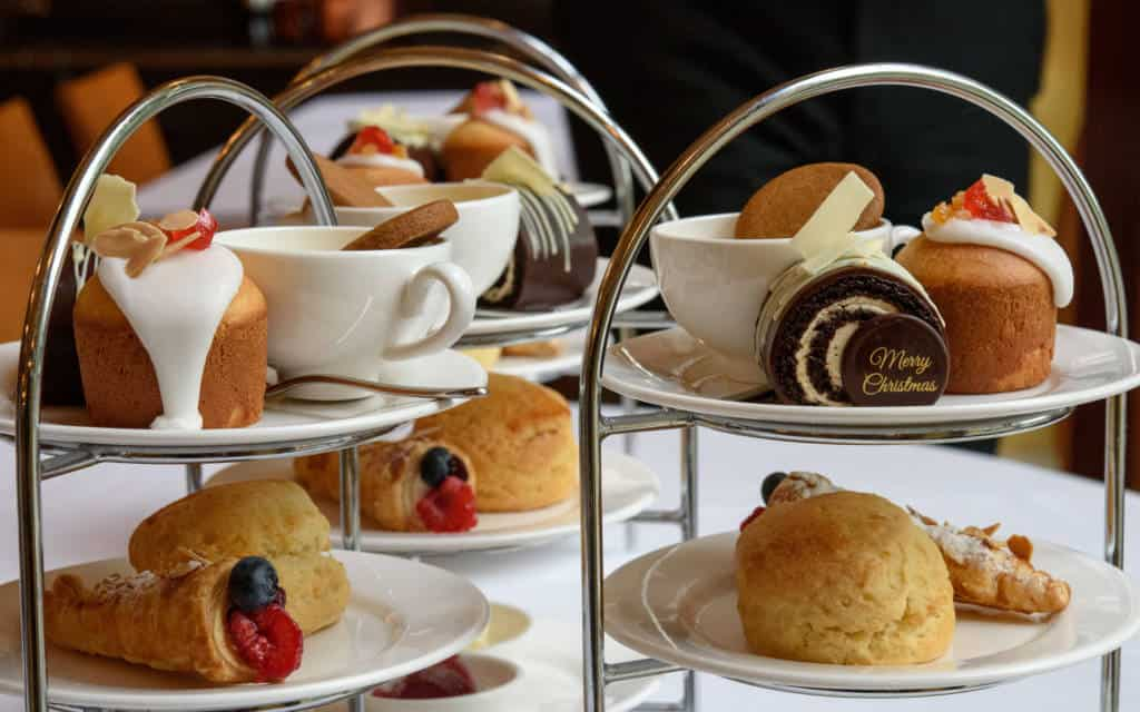 Afternoon Tea At Waddesdon Manor Tea And Coffeecom