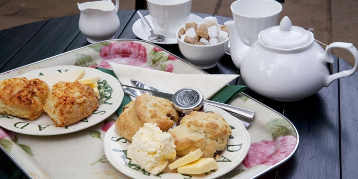 Afternoon Tea at Pashley Manor Gardens 1