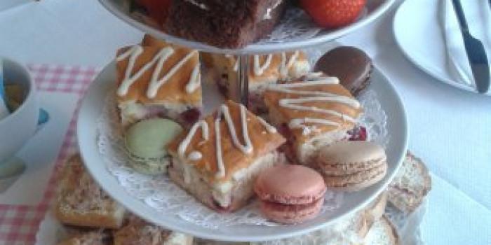 Afternoon Tea at Dottie's Tearoom 1