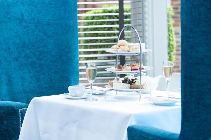 Afternoon Tea at Rowhill Grange 1