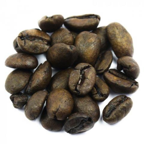 Decaffeinated Water Processed Coffee