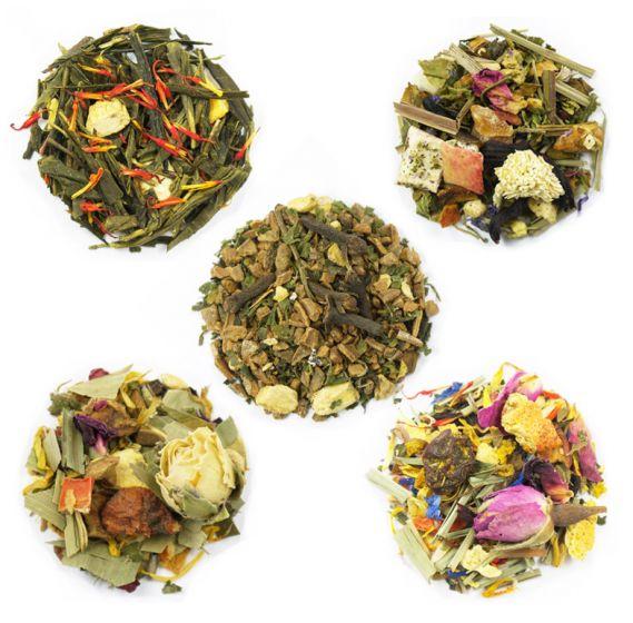 The Healthy Tea Selection