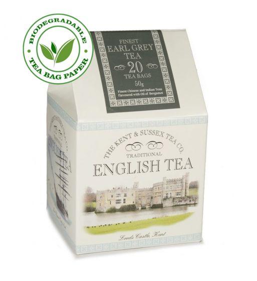 Tea Bag Gift Set - Earl Grey Tea Gift Pack