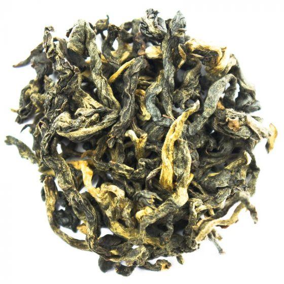 Assam Tea Smoked Oolong Tea