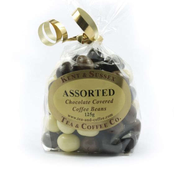Assorted Chocolate Covered Coffee Beans