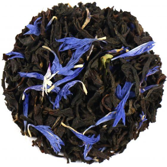 Earl Grey Tea with Cornflowers