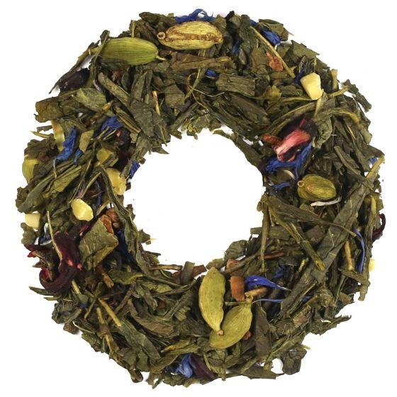 Mulled Wine Tea - Fruity Green Tea