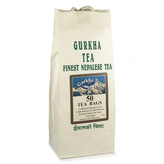 Gurkha Tea 50 Tea Bags