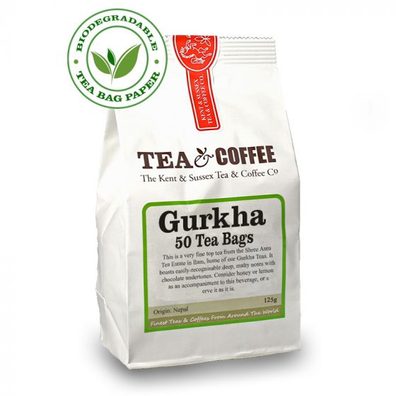 Gurkha Tea Tea Bags