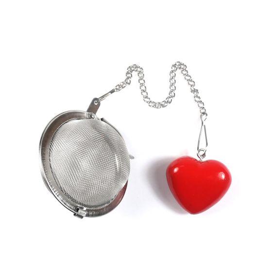 Heart Shaped Tea Infuser