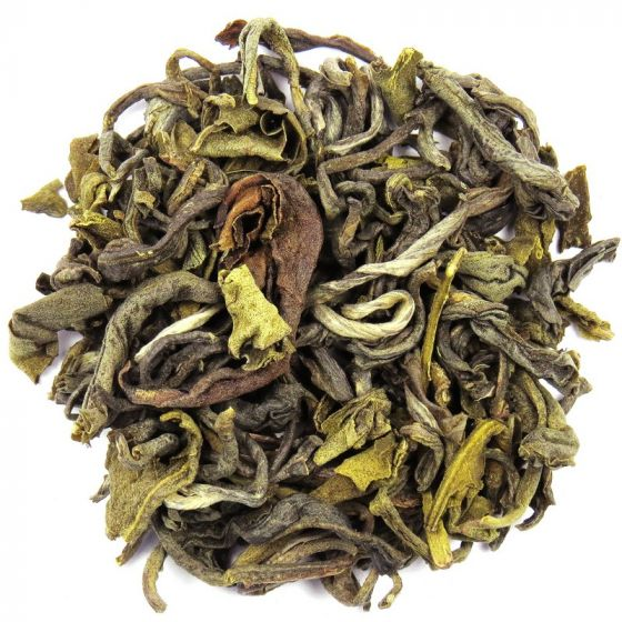 Vietnam Flowery Orange Pekoe Green Tea