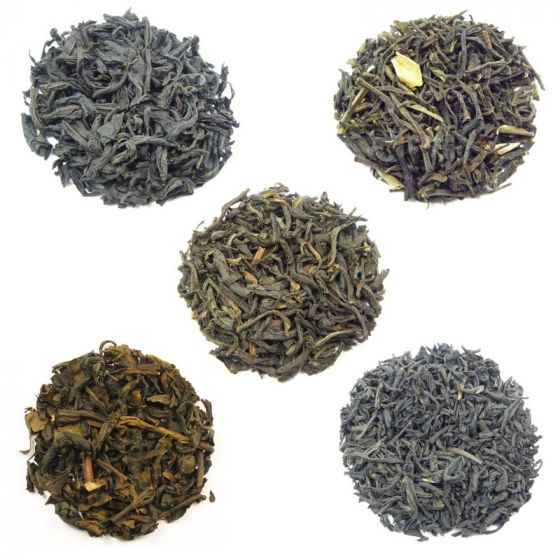Chinese Tea Gift Selection