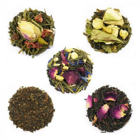 Richards August Tea Selection