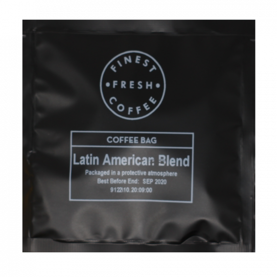 Latin American Coffee Bags