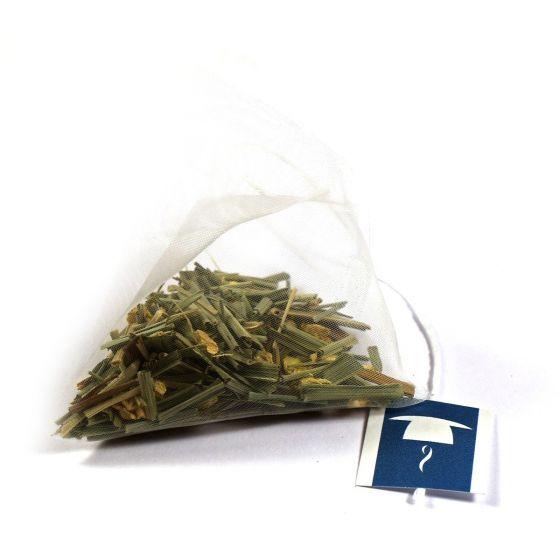 Lemongrass and Ginger Pyramid Tea Bags