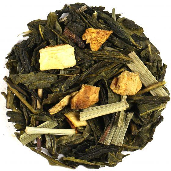 Lemon Sencha Green Tea