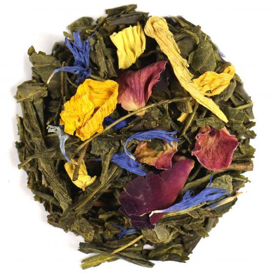 Mango and Bergamot Sencha Green Tea