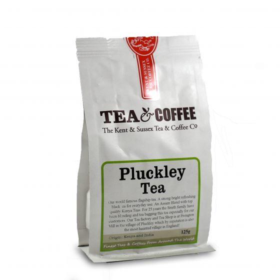 Pluckley Tea 125g Loose Tea