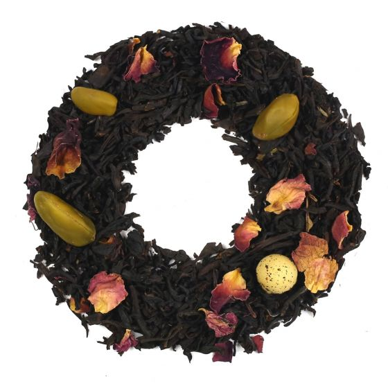 Pistachio and Marzipan Flavoured Black Tea