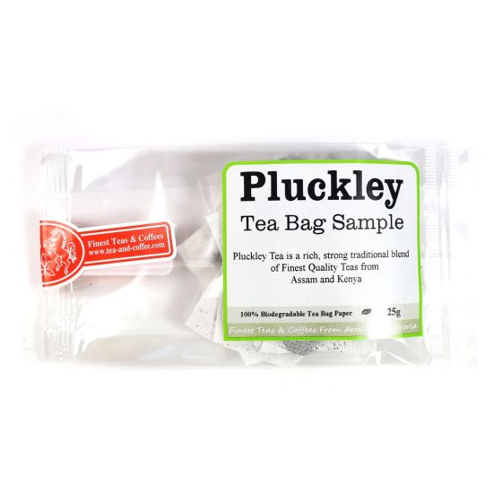 Pluckley Tea Bag Sample 25g